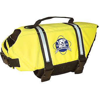 Paws Aboard Doggy Life Jacket XXS-Safety Neon Yellow XXS1100-1100