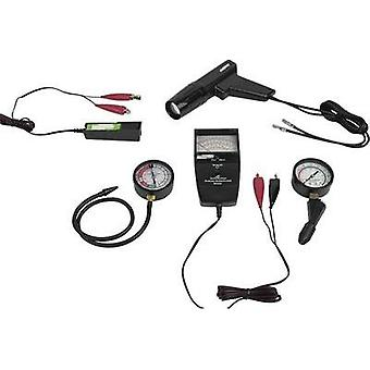 Brueder Mannesmann Motor tester-set 5 pieces Type Engine tester Suitable for Cars, trucks, motorcycles etc