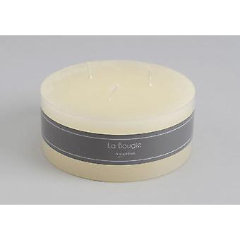 Amadeus Vela 3 Wicks 15x6 Cream (Home , Decoration , Deodorants and candles , Candles)
