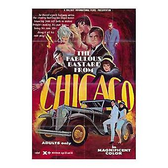 The Fabulous Bastard from Chicago Movie Poster (11 x 17)