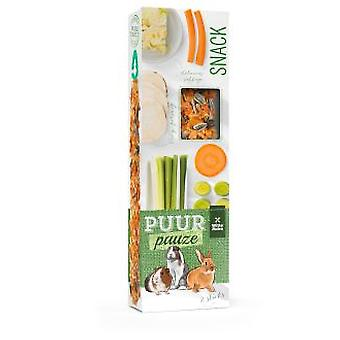 Witte Molen Puur Pauze Sticks Vegetables (Small pets , Treats)