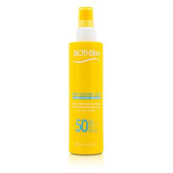 Biotherm Spray Solaire Lacte lys fugtgivende Sun Spray SPF 50 200ml/6.76 oz