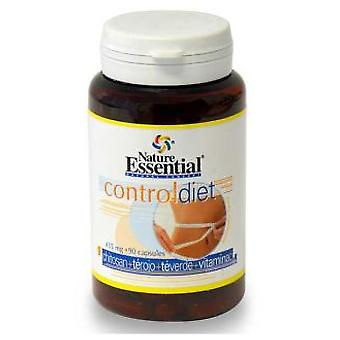 Nature Essential You Chitosan + Red + Green Tea + C. 435 Mg. 90 Chap.