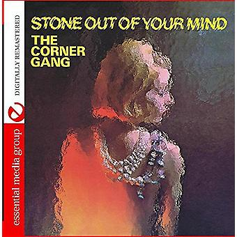 Corner Gang - Stone Out of Your Mind [CD] USA import