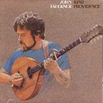 John Faulkner - Kind Providence [CD] USA import