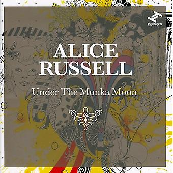 Alice Russell - Under the Munka månen [CD] USA import