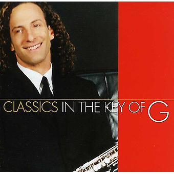 Kenny G - Classics in the Key of G [CD] USA import