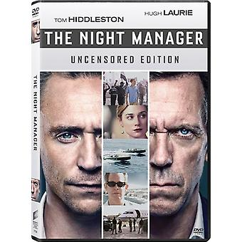 Night Manager: Season 1 [DVD] USA import