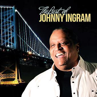 Johnny Ingram - importación de Estados Unidos mejor de Johnny Ingram [CD]