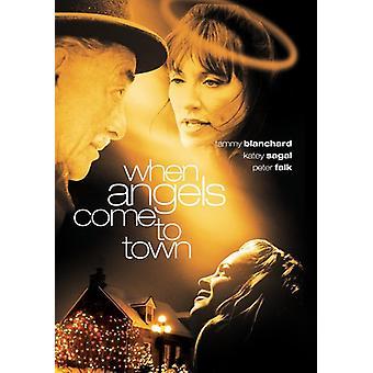 Når engle kommer til byen [DVD] USA importerer