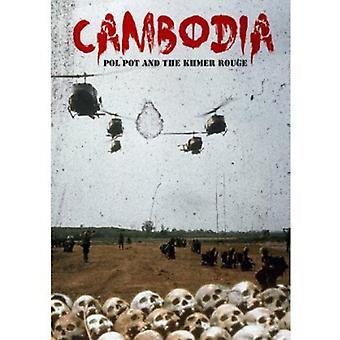 Cambodja: Pol Pot & Khmer Rouge [DVD] USA importerer