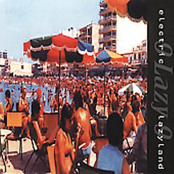 9 dovent 9 - elektrisk Lazyland [CD] USA importerer