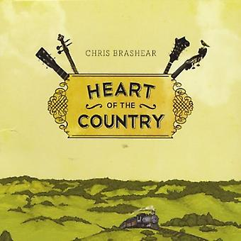 Chris Brashear - Heart of the Country [CD] USA import