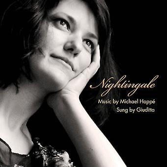 Giuditta Scorcelletti - nattergalen [CD] USA import