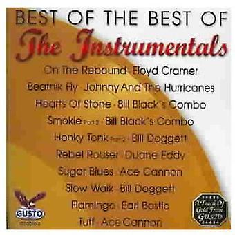 Importación de instrumental oro - USA oro Instrumental [CD]
