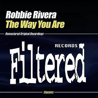 Robbie Rivera - Way You Are [CD] USA import