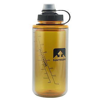 Nathan Double Shot Flasche 0,75 Liter Orange 4315TNGO