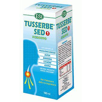 Trepatdiet 1 Be ye Tusserbe Syrup 150ml.
