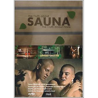 The truth about SAUNA, the truth about Finns (DVD)