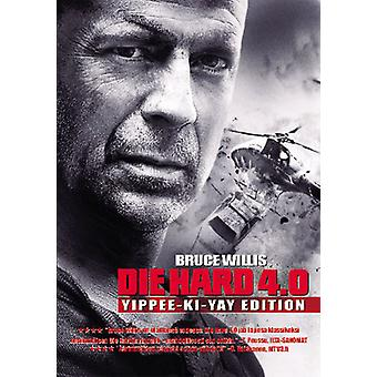 Die Hard 4.0 youpi-ki-yay Edition (ensemble de 2 disques) (DVD)