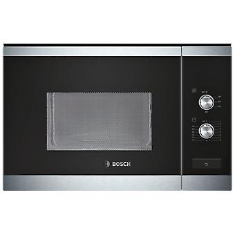 Bosch Built-in microwave hmt72m654 stainless 20l 800w