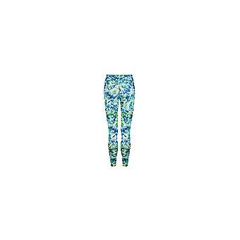 Proskins Womens Proskins Muscle Supportive High Stretch Tempest Print Leggings