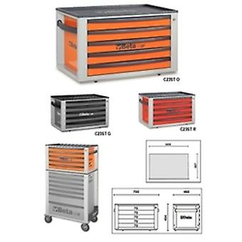 Beta C23 St-O Portable Tool Chest With Five Drawers