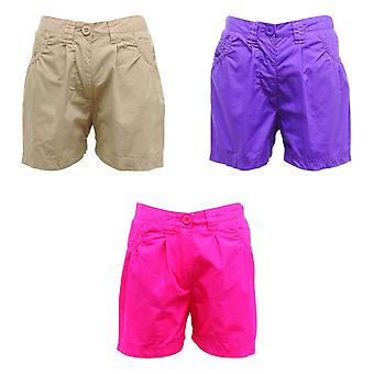 Regatta Great Outdoors Girls Wildshores Dolie Shorts
