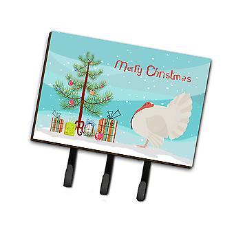 Hvit Holland Tyrkia Christmas leiekontrakten eller nøkkelholder