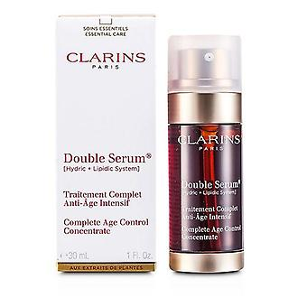Clarins By Clarins Double Serum Complete Age Control Concentrate --30Ml/1Oz