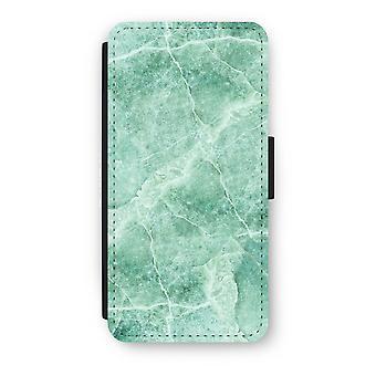 iPhone 6/6s futerał - zielony marmur