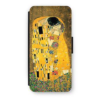 iPhone 5c Flip Case - Der Kuss