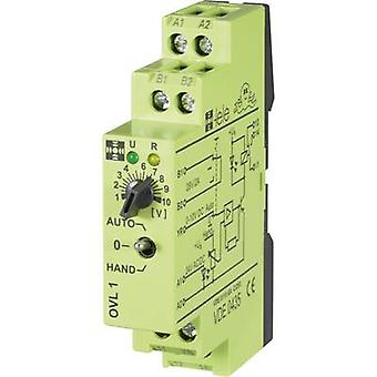 Crossbar switch 1 pc(s) 24 Vdc, 24 V AC 5 A 1 change-over te