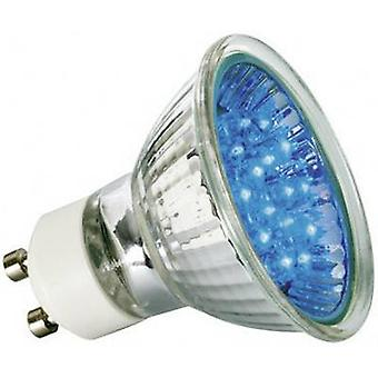 LED GU10 Reflector 1 W Blue (Ø x L) 51 mm x 55 mm EEC: A Paulmann 1 pc(s)