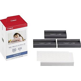 Photo printer cartridge Canon Selphy Photo Pack KP-108IN 1 Set