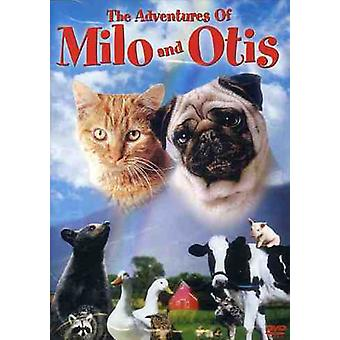 Adventures of Milo & Otis [DVD] USA import