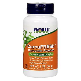 Now Foods Curcufresh Curcumin Powder 57 gr (Vitamins & supplements , Special supplements)