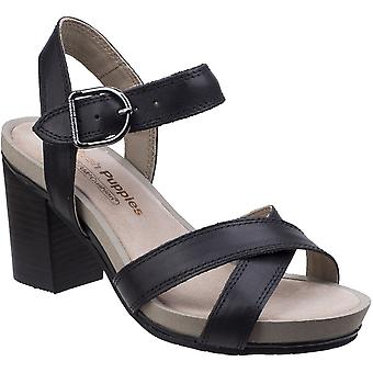 Hush Puppies Womens/Ladies Mariska Buckle Ankle Strap Heeled Sandals