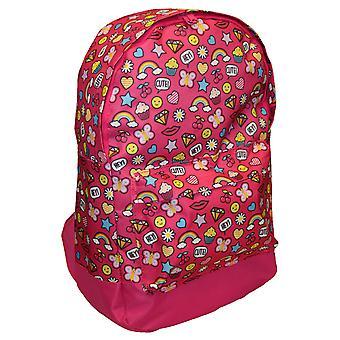 Trade Mark samlinger børne rygsæk, 41 cm, 8 L, Pink