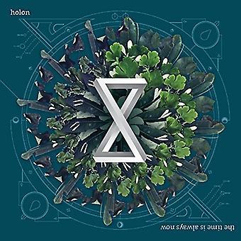 Holon - tidspunkt er altid nu [Vinyl] USA importere