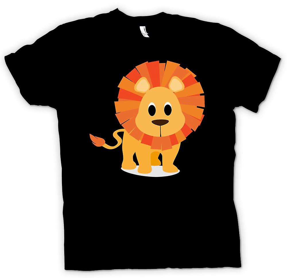 Kids T-shirt - I Love Lions - Cute Animal
