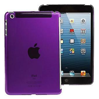 Hard case neon series purple for the Apple iPad mini sleeve