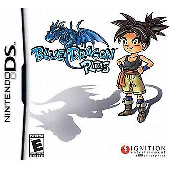 Blue Dragon pluss Nintendo DS spill
