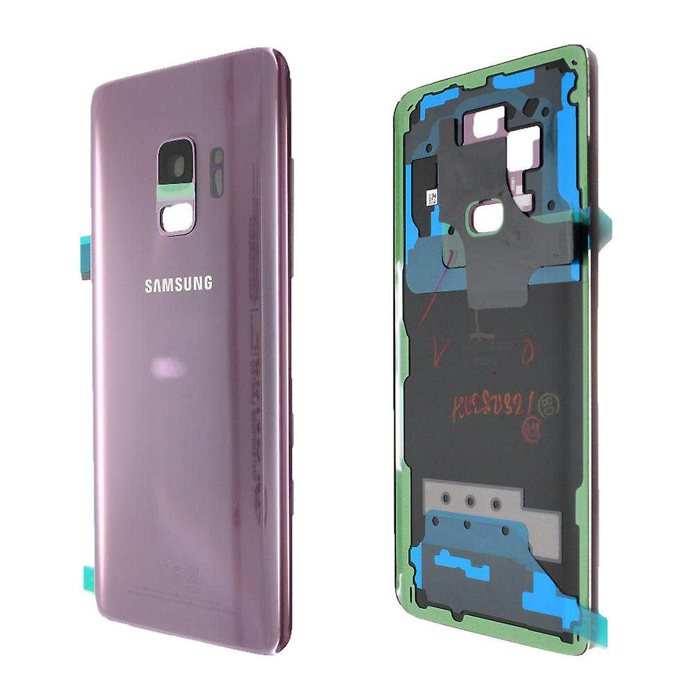 Genuine Samsung Galaxy S9 Back Cover - violet