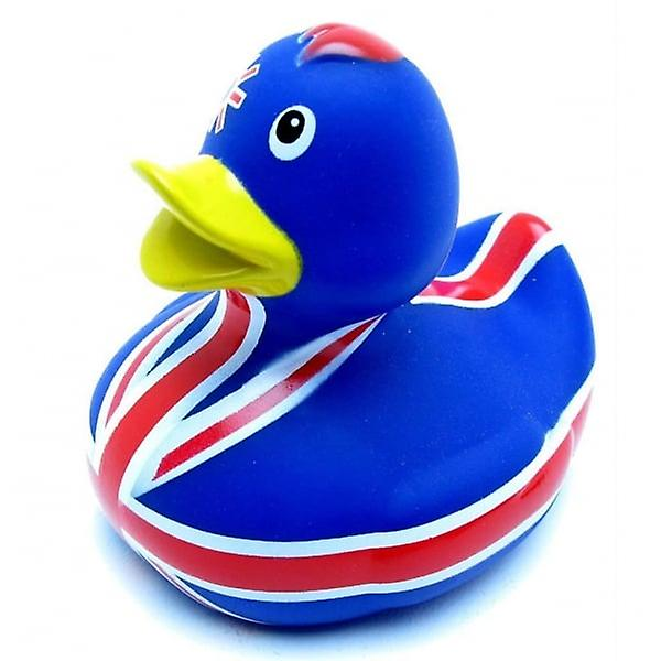 Yarto Union Jack Rubber Duck