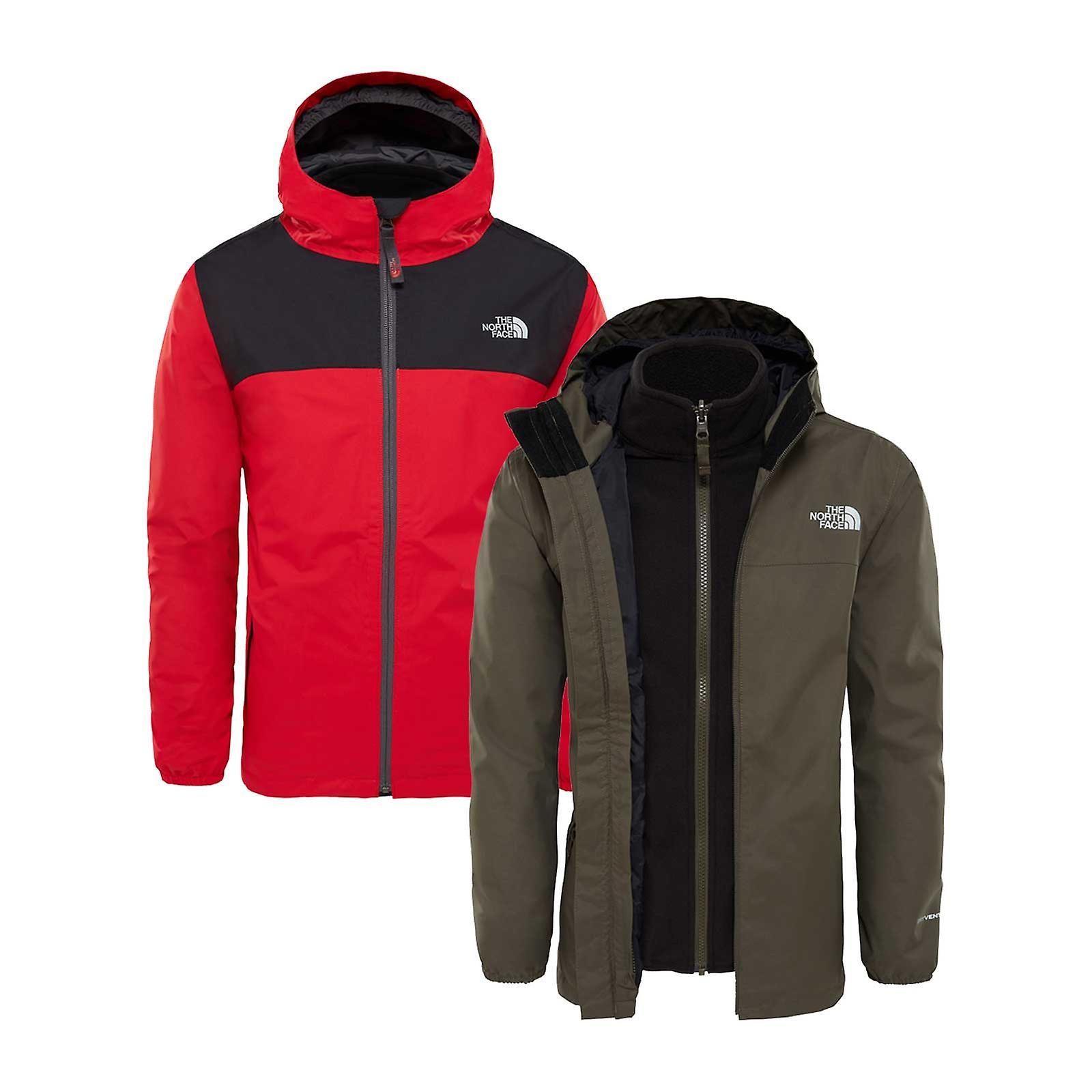 Le North Face garçons Elden Triclimate veste
