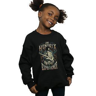 Jimi Hendrix Girls Nouveau Experience Sweatshirt