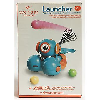 Wonder Workshop Launcher for Dash Robot - Bring Coding to Life - Smart Robots for Girls and Boys - STEAM Toy Accessory