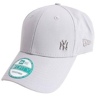 Nuova Era 9FORTY impeccabile New York Yankees Cap - grigio