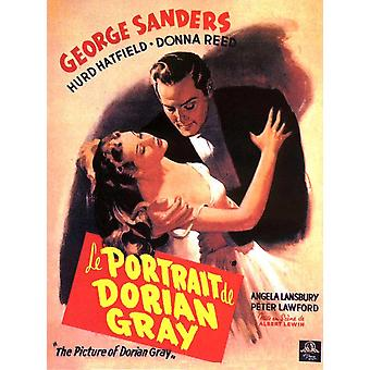 The Picture of Dorian Gray Movie Poster (11 x 17)